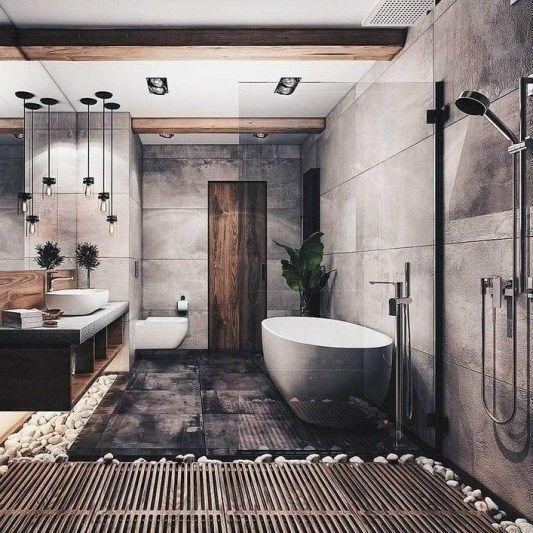 Die beliebtesten Ideen für das Badezimmerdesign werden sich in 2019_9.jpg weiterentwickeln
