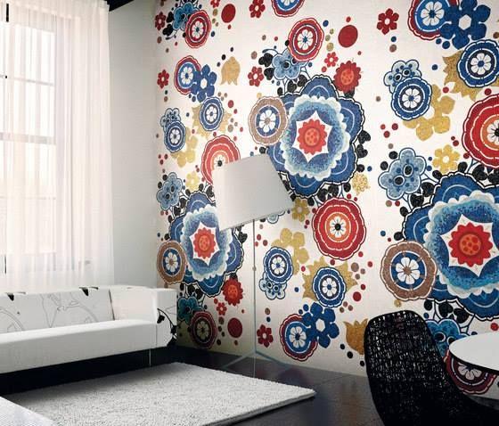 Marcel Wander ha realizzato per Bisazza molte opere: dal mosaico all'arredo bagno.