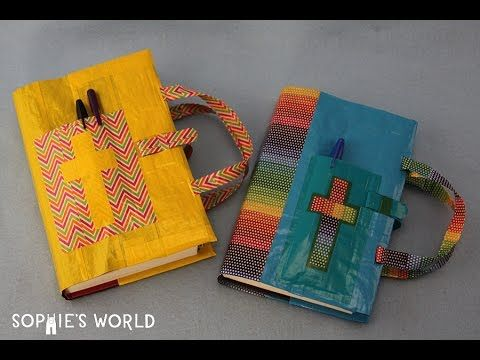Duct Tape Bible Cover & Case | Sophie's World