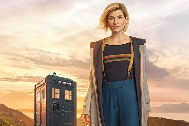 The New DOCTOR WHO
