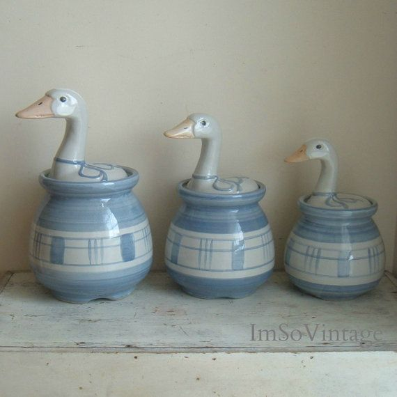 1000+ Images About Kitchen Canisters On Pinterest