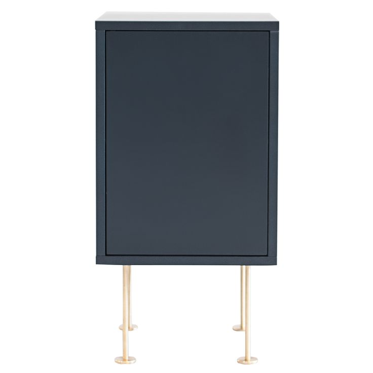 Vogue nattbord, antracit svart i gruppen Møbler / Bord / Nattbord hos ROOM21.no (132559)
