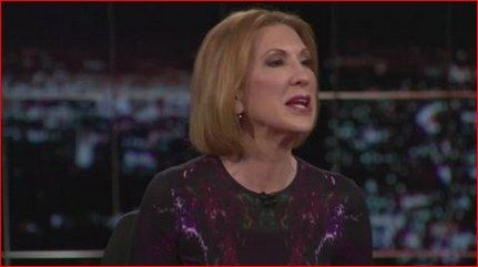Even from her Facebook Bunker, Carly Fiorina Flounders in Her Statement on Indiana's RFRA