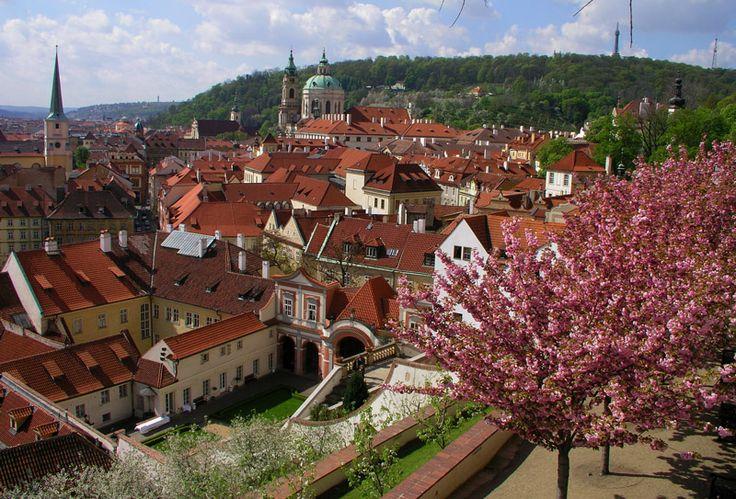 Vrtba Garden Prague, Czech Republic | Czech Republic - Romantic Prague