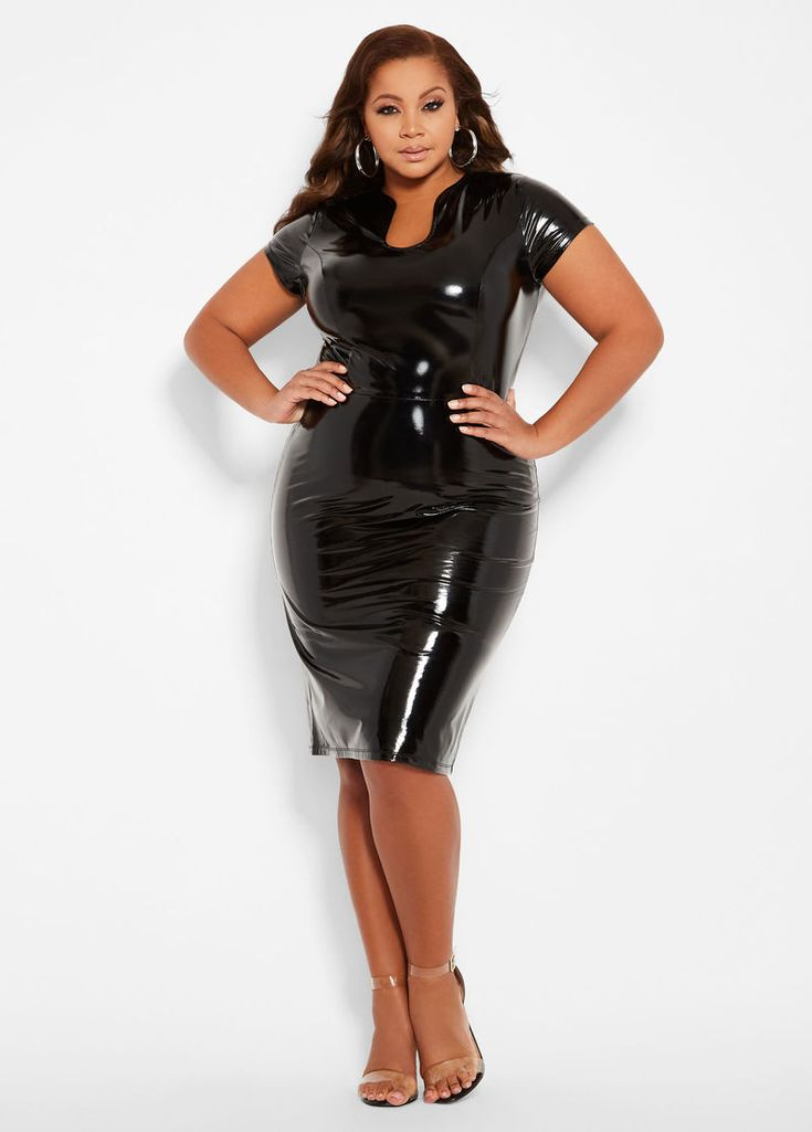 Plus Size Leather Dress Clearance Shop