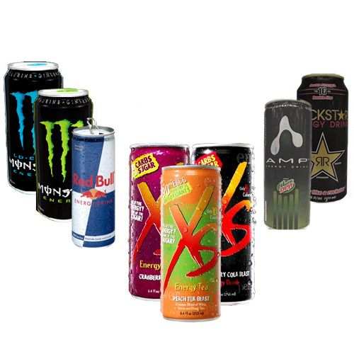 Energy Drinks Bad .