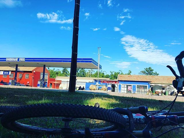 Cycle Saturday! #mtnbike #mountainbike #saturday #getoutthere #tongaat #saturyay #weekend #30km #keepgoing #keeppeddling #snackbreak