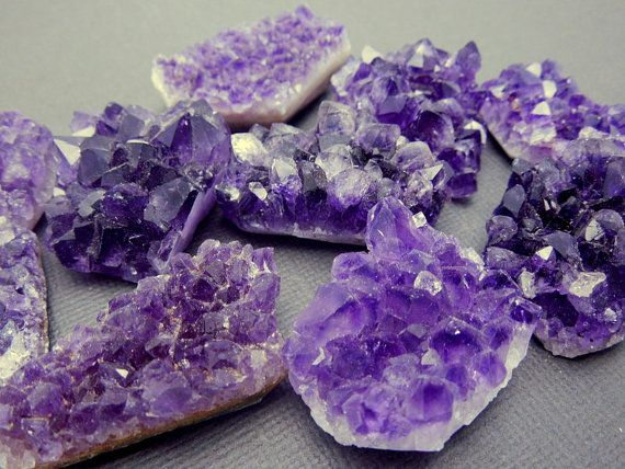 Amethyst Cluster Wholesale Natural Raw Purple Amethyst
