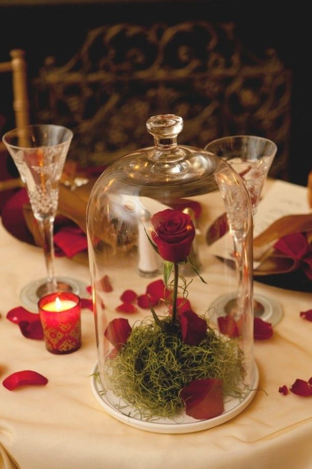 919 Best Decor Images On Pinterest Disney Weddings Ever After Regarding Beauty And The Beast Wedding Decorations Best Inspiration Beauty And The Beast Theme Disney Wedding Theme Beauty And Beast Wedding