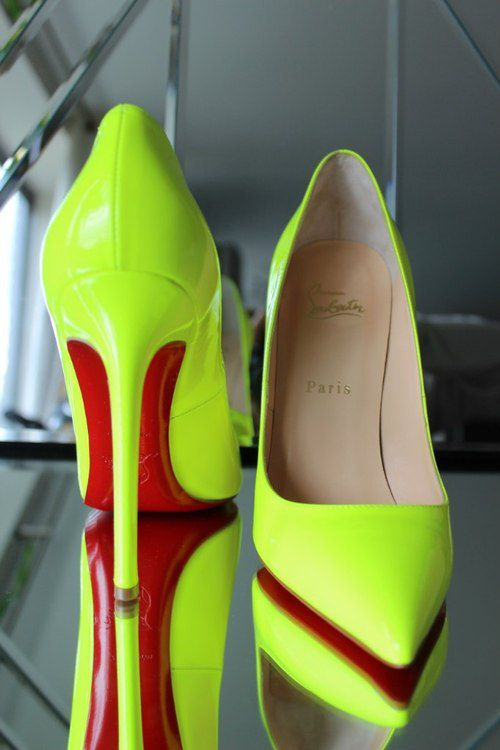 Best 25+ Lime green heels ideas on Pinterest | Lime green ...