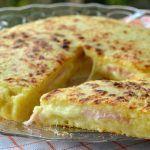 Λαχταριστικη πατατοβομβα στο τηγανι με αλλαντικα και τυρι