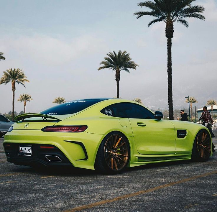 """1,883 Likes, 6 Comments - CARLIFESTYLE (@carlifestyle) on Instagram: """"@smg_clyde's AMG GTS 