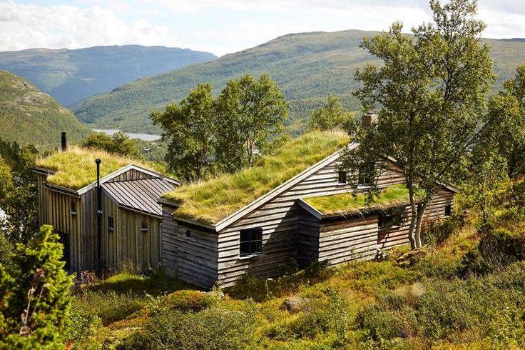 Arkitektur: Hytte på Tyin tegnet av arkitekt Ragnar Osnes