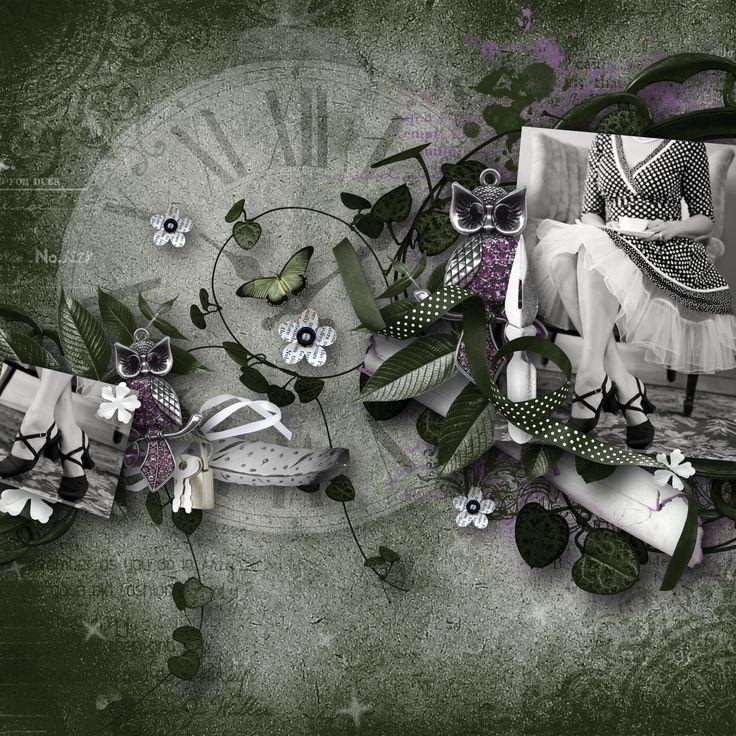 """My Dear ..."" by Aurélie Scrap"", https://withlovestudio.net/blog/product/my-dear-kit/, photo Jill111, Pixabay"