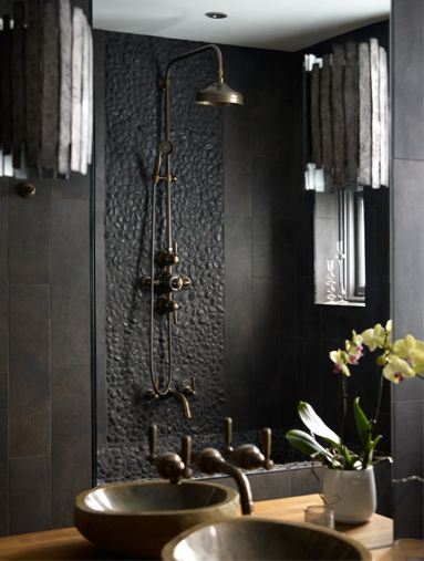 wood effect tile bathroom - Google Search