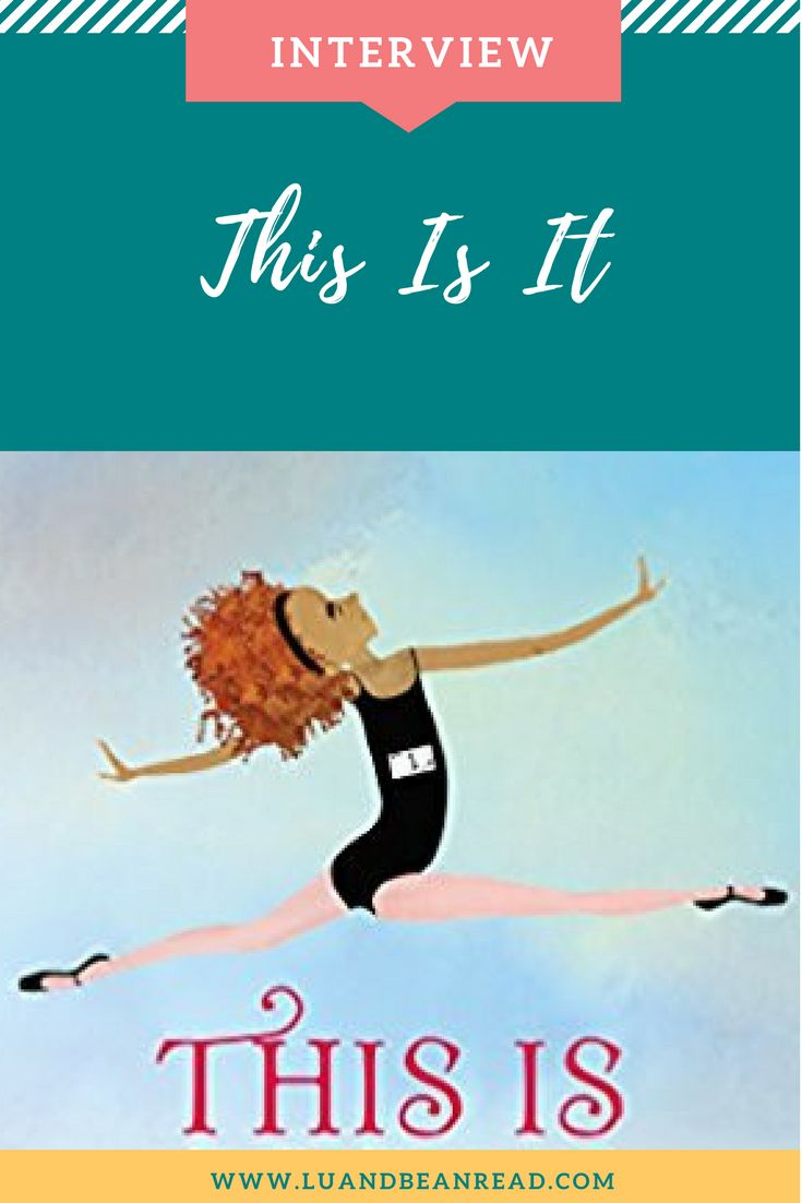 Interview + Book Giveaway! -- This Is It by Daria Peoples-Riley from Lu and Bean Read