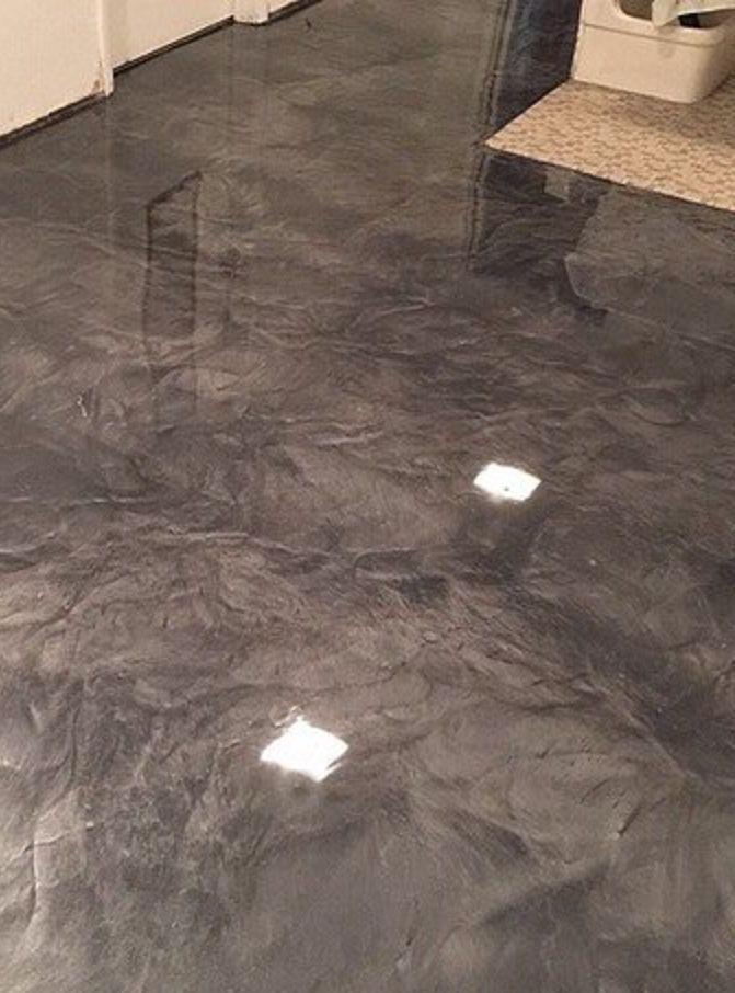 Pin On Metallic And Marble Effect Epoxy Flooring
