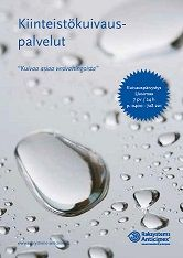 Raksystems Anticimex, brochure 4s