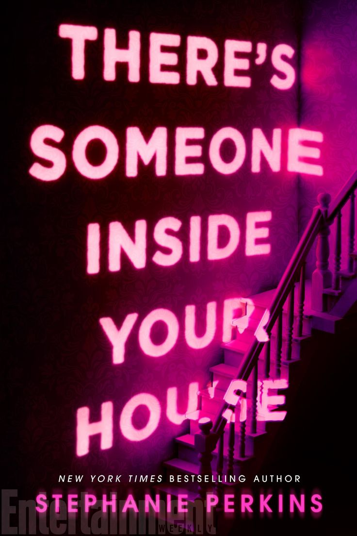 'there's Someone Inside Your House': How The Creepy Cover Was Designed