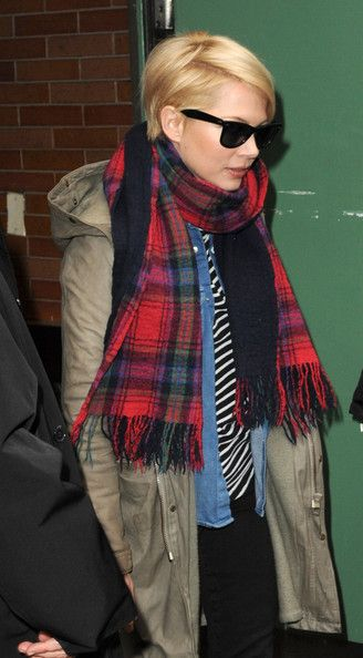 Michelle Williams Spotted in NYC - Pictures - Zimbio