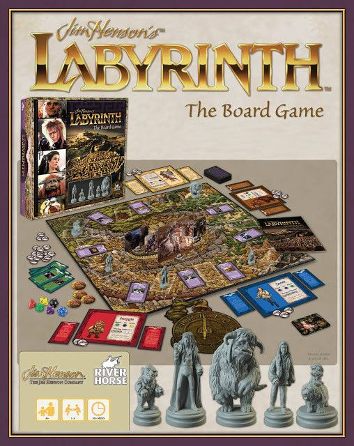 Expected Release: November, 2016. Date subject to change. Description: Will Sarah manage to defeat Jareth and his Labyrinth, or will the Goblin King turn little Toby into a goblin babe? You have thirt