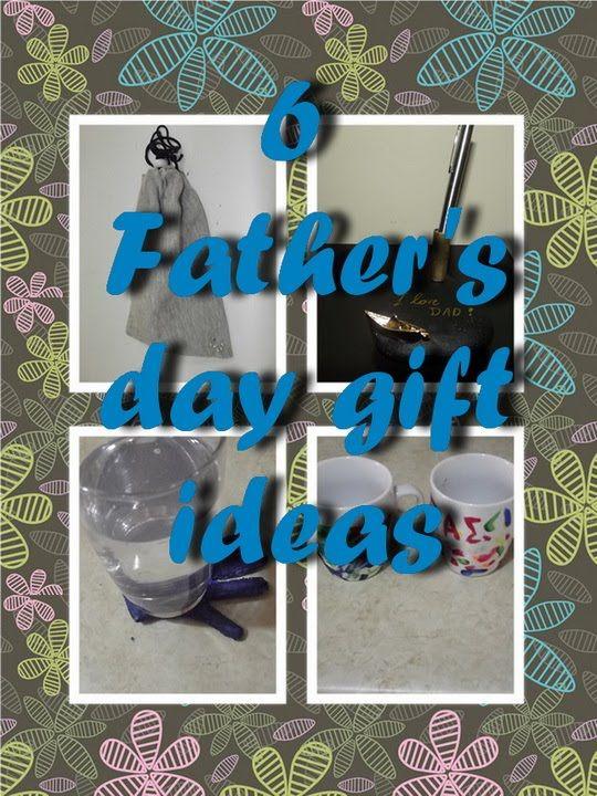 6 father's day gift ideas - 6 DIY δώρα για τη γιορτή του πατέρα