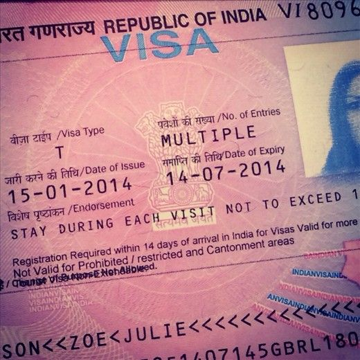 Applying for an Indian Visa... What they don't tell you... - India - WorldNomads.com