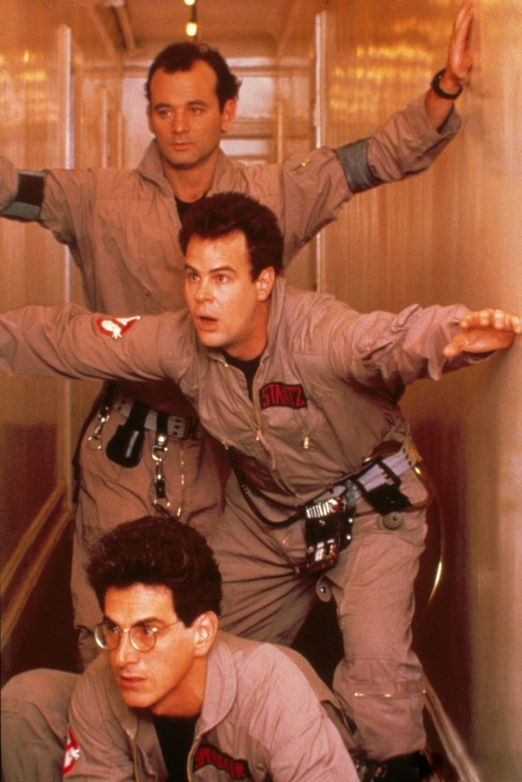 If you don't absolutely love the ghostbusters, then, in the words of The Doctor, GO TO YOUR ROOM!