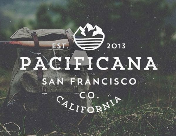 40 Vintage Logo Designs Inspired by the Great Outdoors