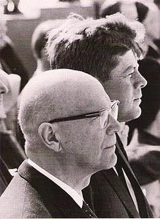 Kekkonen and Kennedy