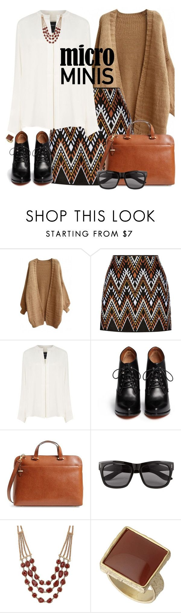 """""""micro mini skirts"""" by maria-maldonado ❤ liked on Polyvore featuring DKNY, Derek Lam, Givenchy, Lodis, Vero Moda, Lucky Brand, Dorothy Perkins and microminis"""