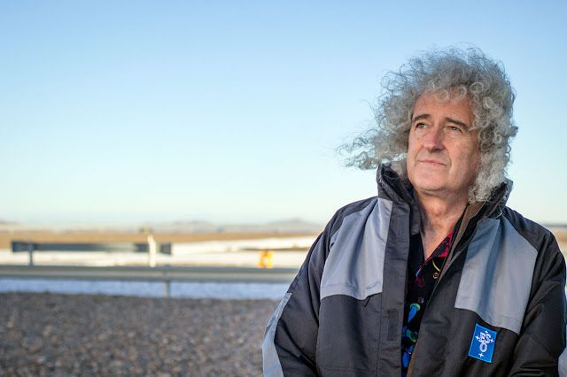Queen Forever Blog: L'omaggio di C'è Spazio su TV2000 al Dr Brian May,...