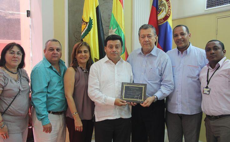 Concluye un año lleno de grandes logros académicos y científicos para la Universidad de Cartagena. #Unicartagena #Reconocimientos2014