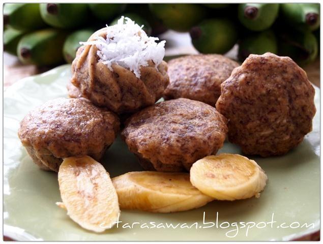 Recipes today - Apam Pisang
