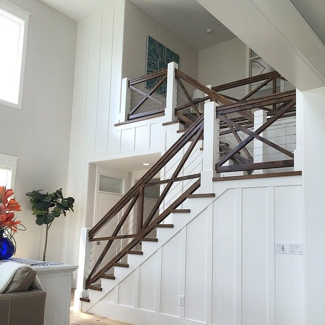 Basement Stair Designs Plans: Best 20+ Cable Railing Ideas On Pinterest