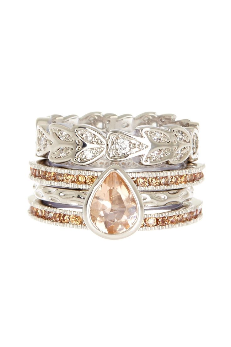 Etienne Stack Ring Set