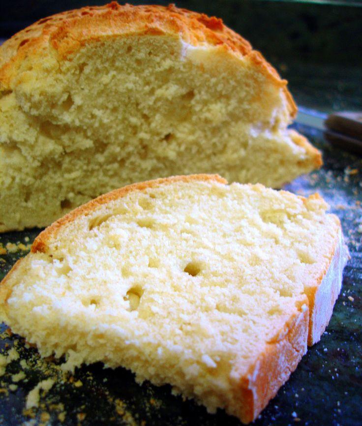 Pan en el horno de casa