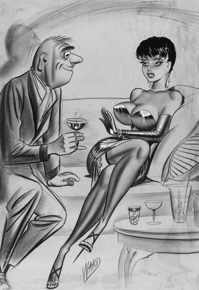 French Cartoon Sex