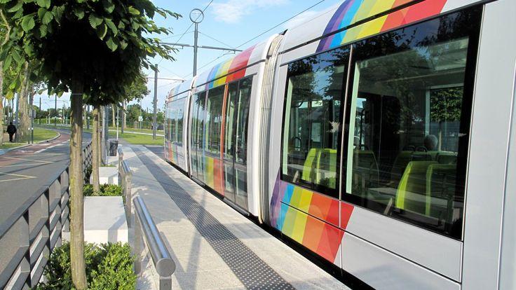 Un problème électrique a privé les Angevins de tramway ce mardi matin. Des bus de substitution ont du prendre le relais.