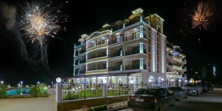 Hotel Sunny Castle 4* - All Inclusive - Summer season 2017 - Kranevo Bulgaria