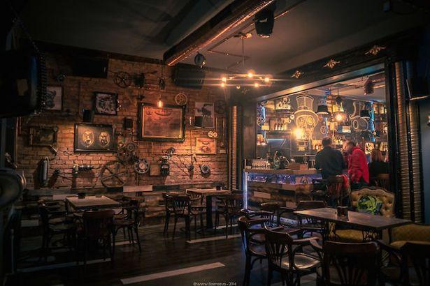 steampunk pub london - Pesquisa Google