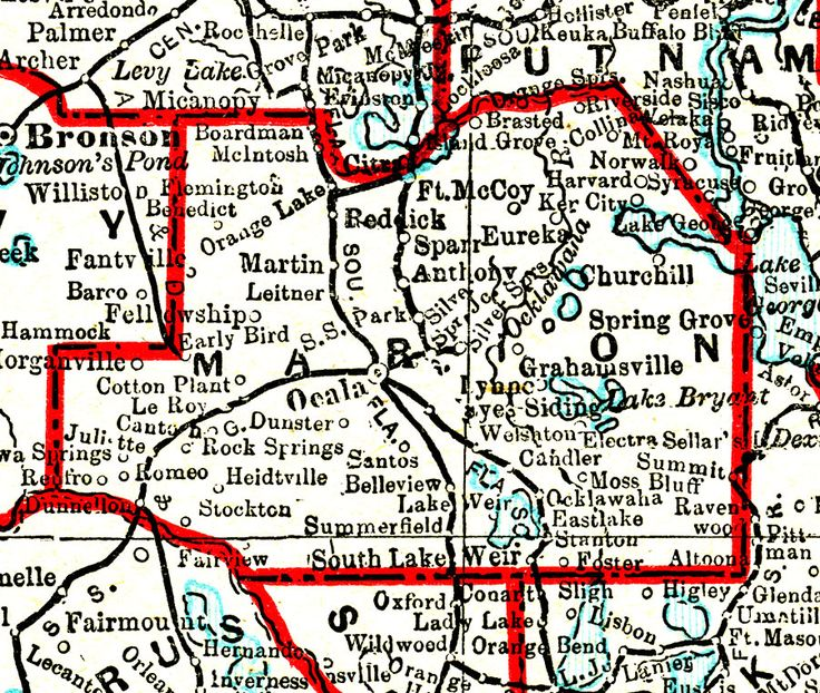 Best Maps Images On Pinterest Old Maps Florida And Maps - Map of florida showing counties