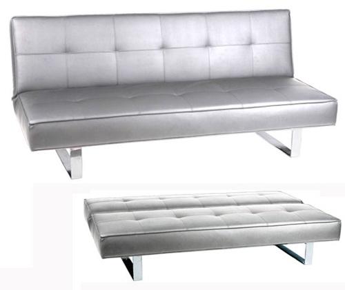 Con capiton polipiel muy elegante sof cama pinterest for Sofa cama polipiel