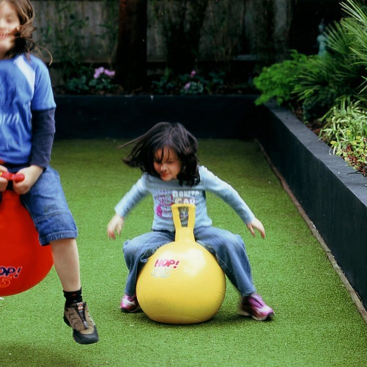 Child Friendly Synthetic Lawn