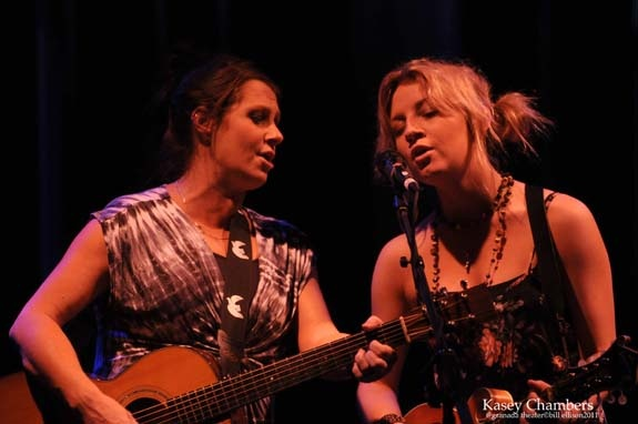 Kasey Chambers & Ashleigh Dallas at The Granada Theater, Dallas