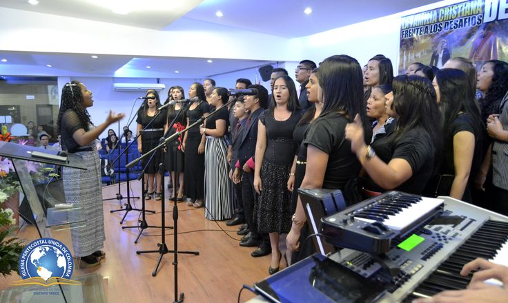 Expomusic Cúcuta - Coro IPUC Pisareal #ipuc #worship #choir #