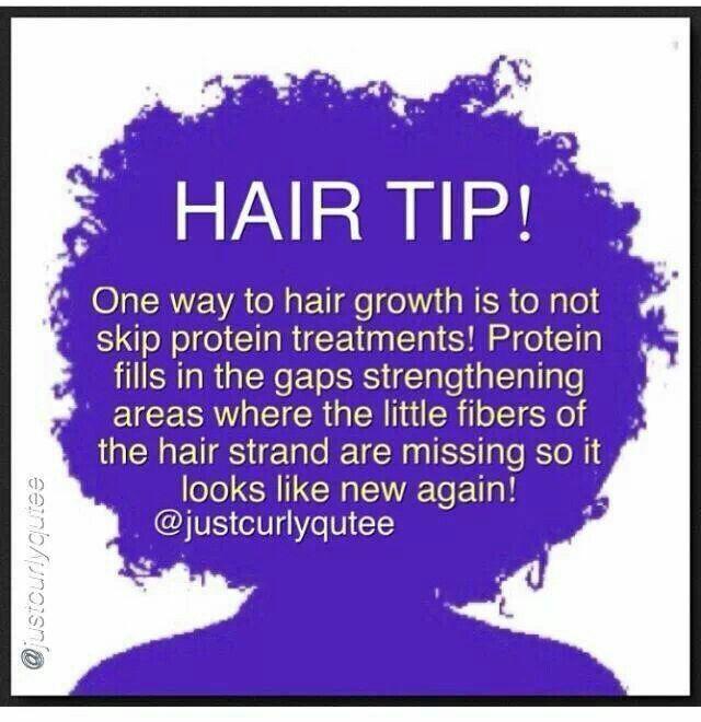 Protein tip