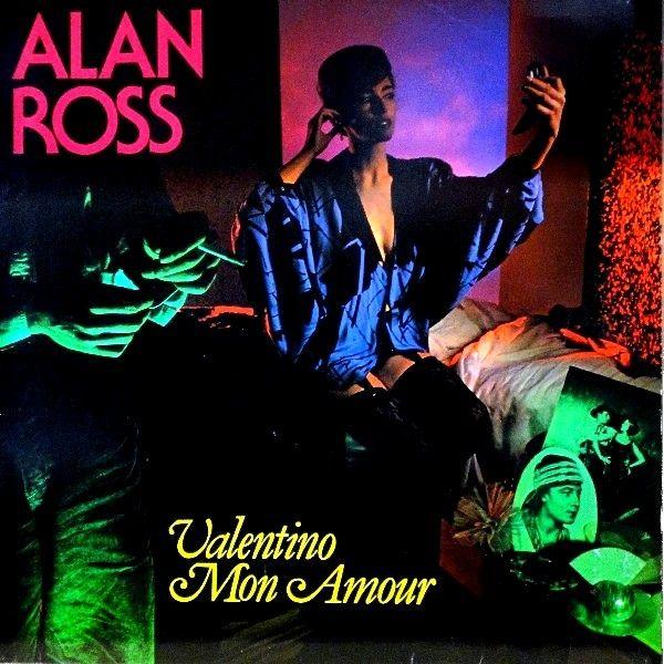 """Alan Ross - Valentino Mon Amour [Italo Mix] 1986 €URO 80's """"La Radio del Ítalo Disco © 2011 - 2016 euro80s.net"""