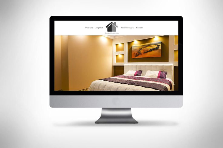 Strona internetowa - Bauservice Koczula - Click 360 Poznań