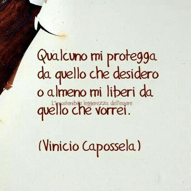 Vinicio Capossela cit.